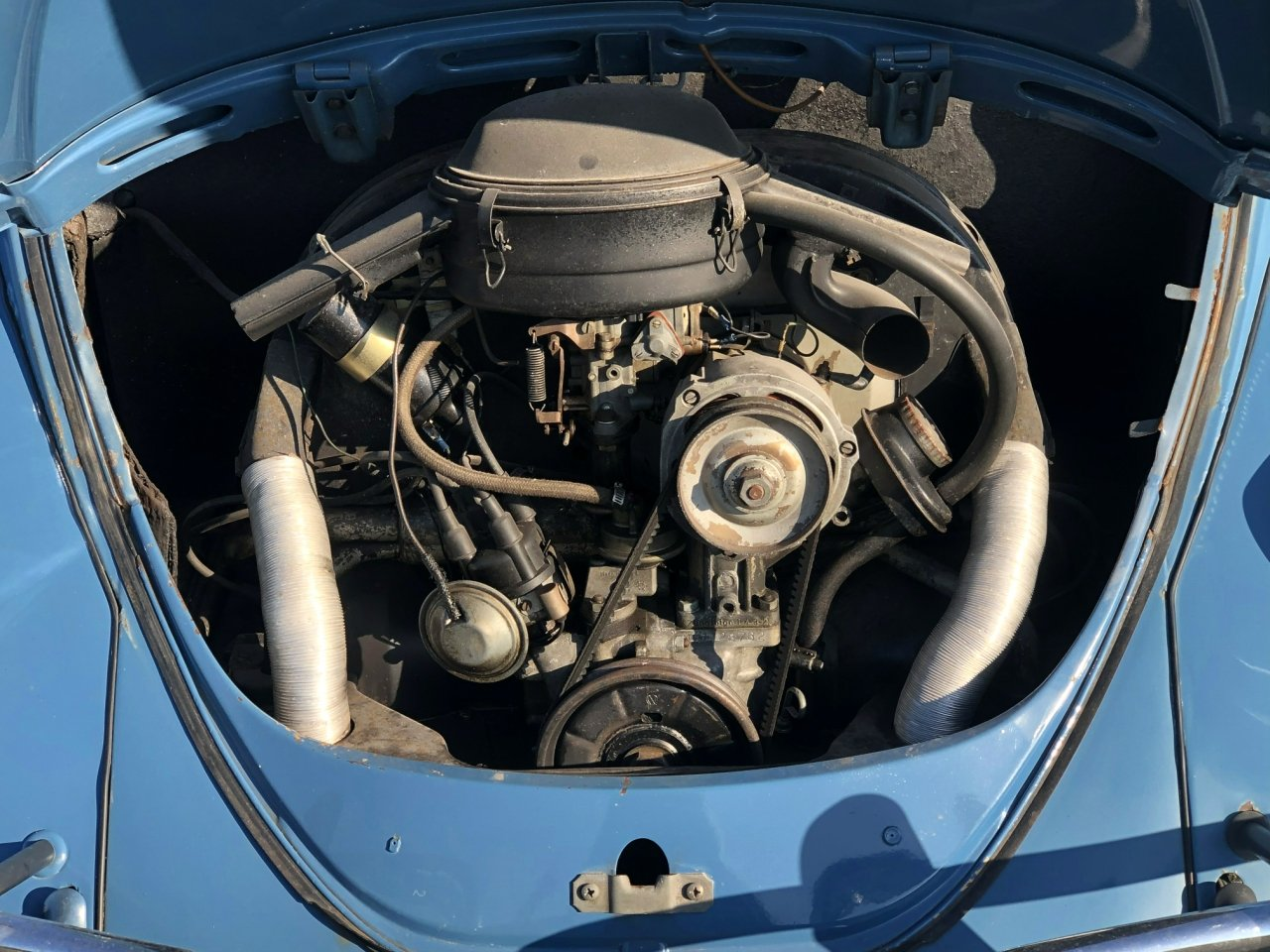 1967 Volkswagen Beetle 1300cc SOLD (picture 6 of 6)
