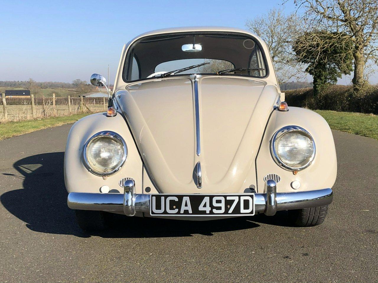 1966 Volkswagen Beetle 1600cc SOLD (picture 2 of 6)