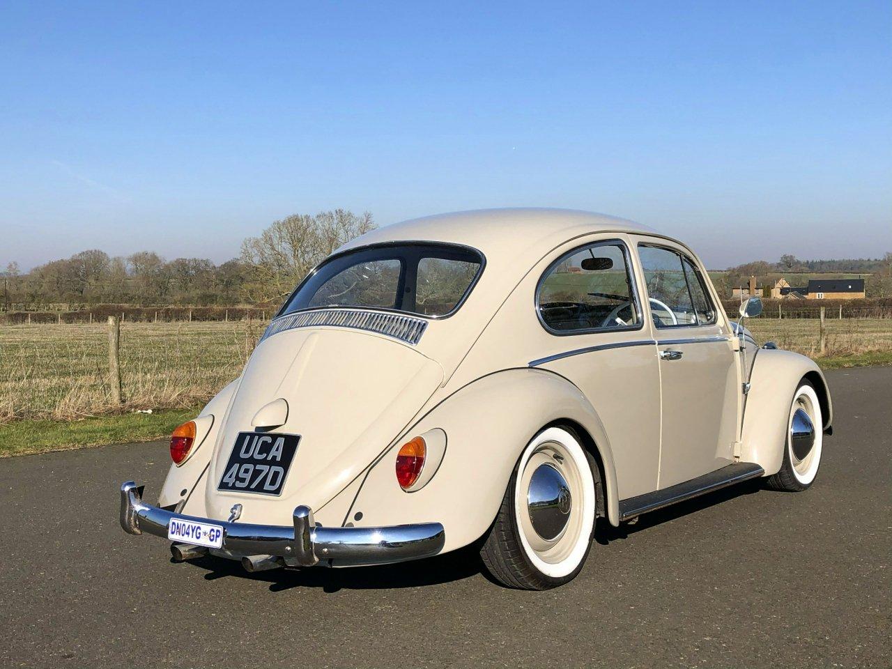 1966 Volkswagen Beetle 1600cc SOLD (picture 4 of 6)