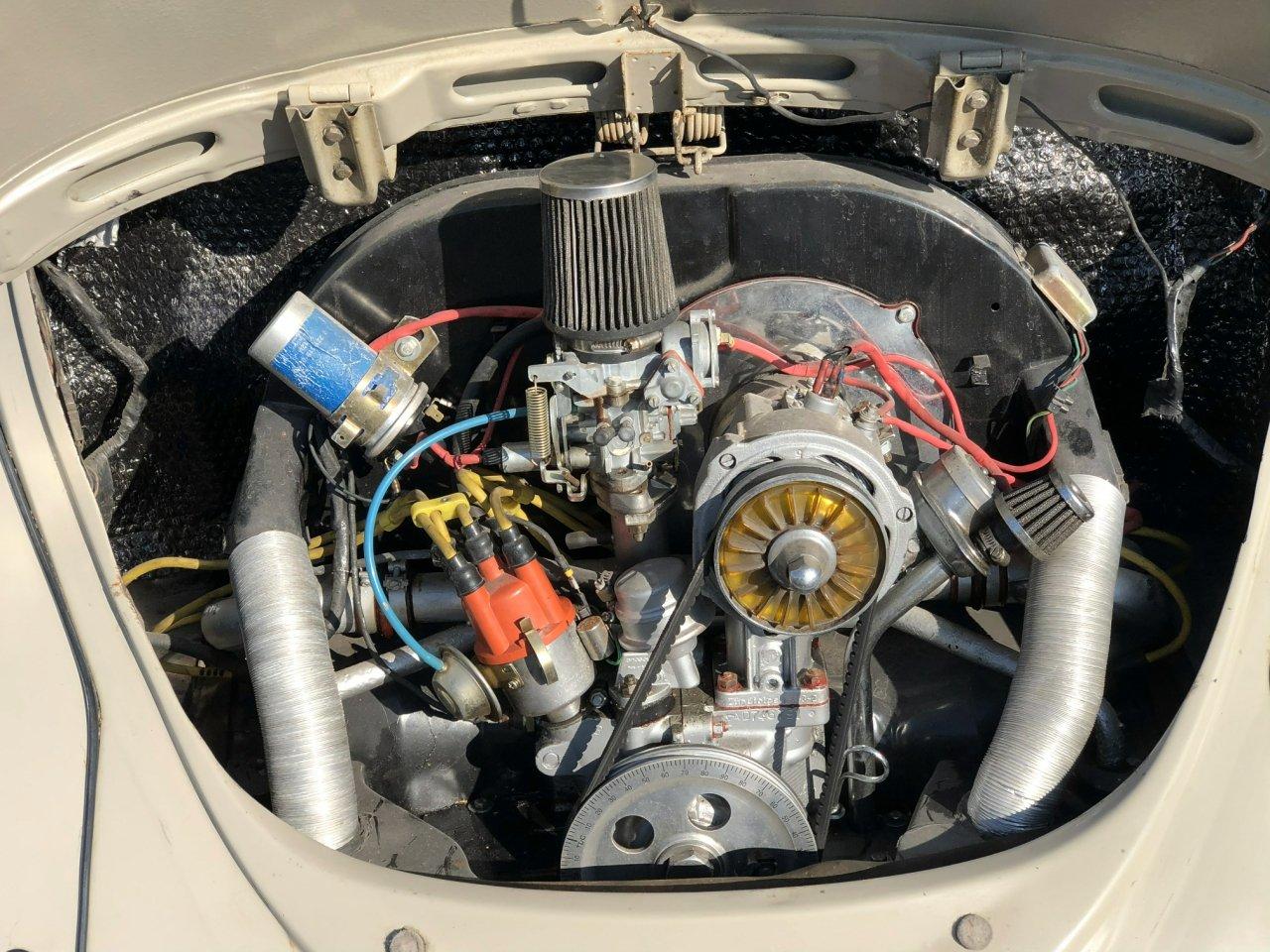 1966 Volkswagen Beetle 1600cc SOLD (picture 6 of 6)