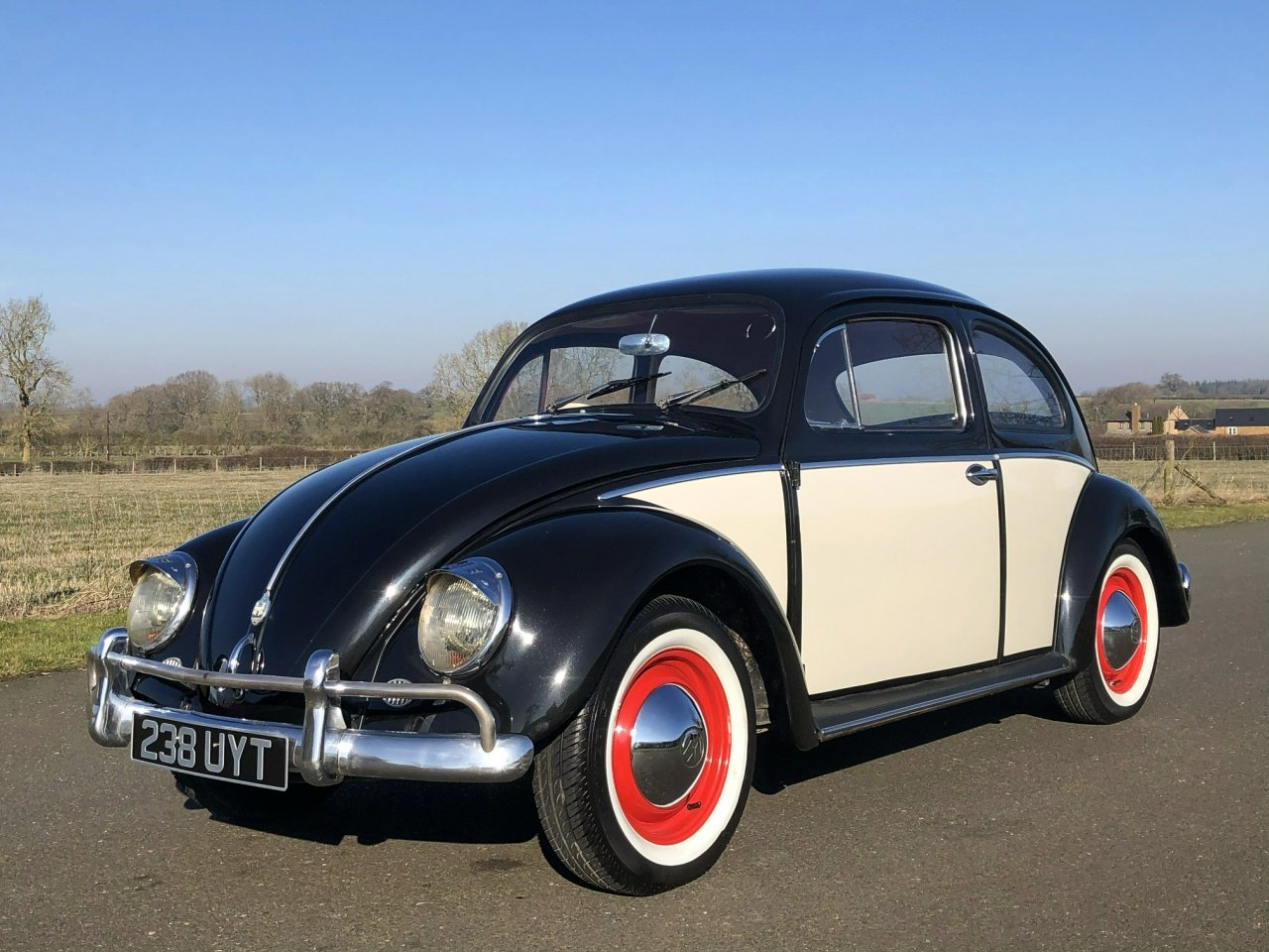 1959 Volkswagen Beetle 1600 Twin Port SOLD (picture 1 of 6)