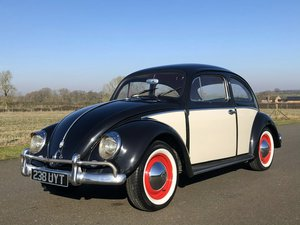 1959 Volkswagen Beetle 1600 Twin Port SOLD