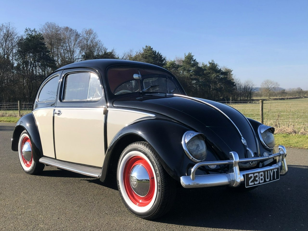 1959 Volkswagen Beetle 1600 Twin Port SOLD (picture 3 of 6)