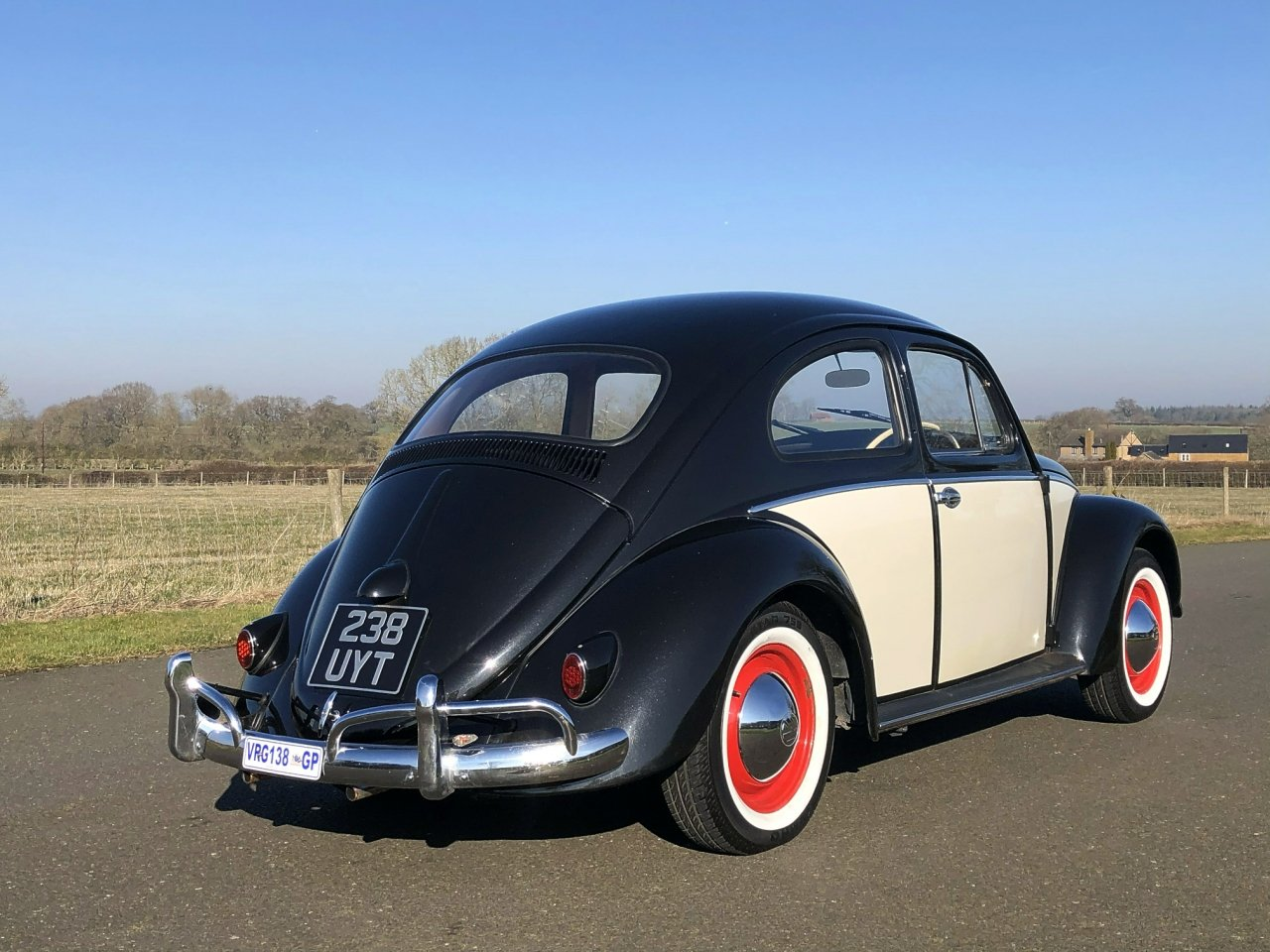 1959 Volkswagen Beetle 1600 Twin Port SOLD (picture 4 of 6)