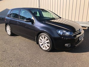 2012 VOLKSWAGEN GOLF 2.0 GT TDI 138 BHP WITH HEATED LEATHER For Sale