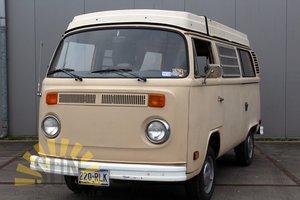 Volkswagen T2 Westfalia Camper 1977 project car For Sale