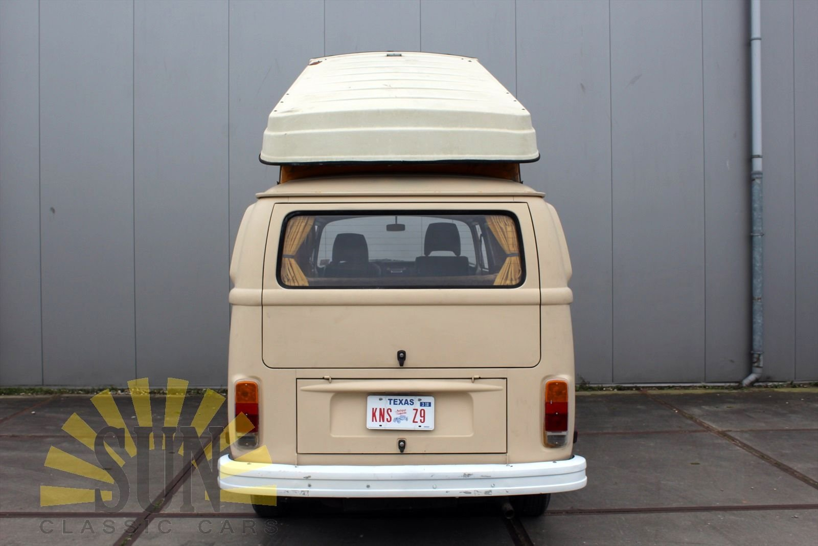 Volkswagen T2 Westfalia Camper 1977 project car For Sale (picture 5 of 6)