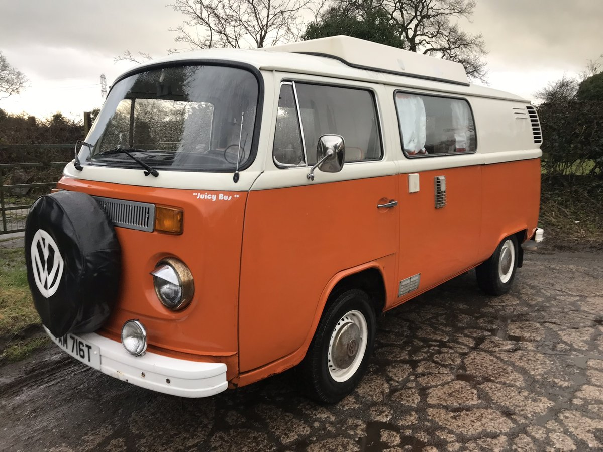 1979 V w camper For Sale (picture 1 of 6)