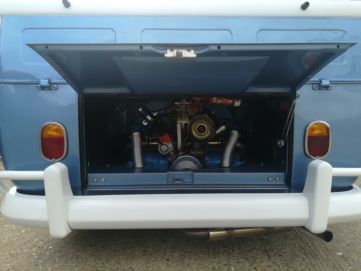 1962 vw crewcab truck fully restored For Sale (picture 5 of 6)