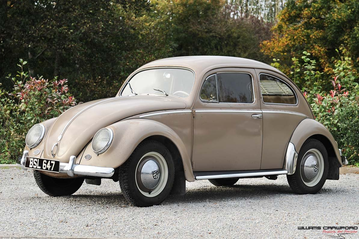 1956 VW Beetle 1200 LHD For Sale (picture 1 of 6)