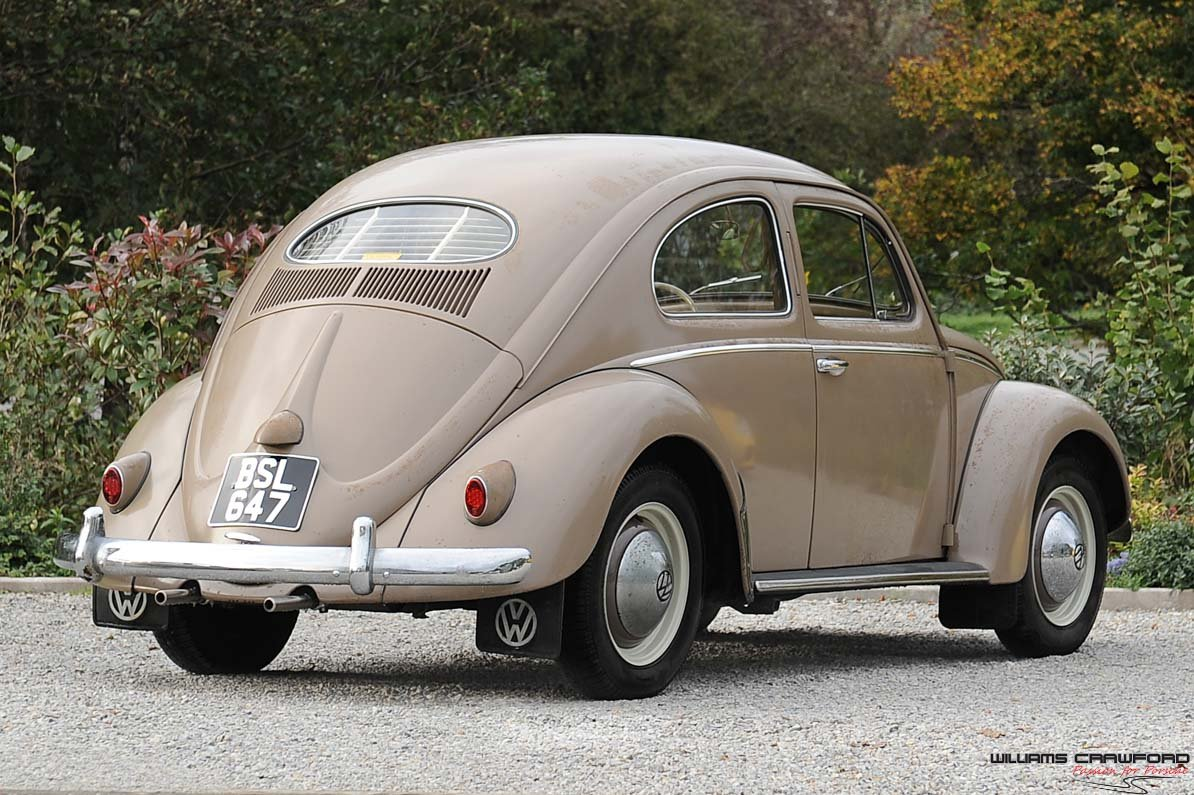 1956 VW Beetle 1200 LHD For Sale (picture 2 of 6)