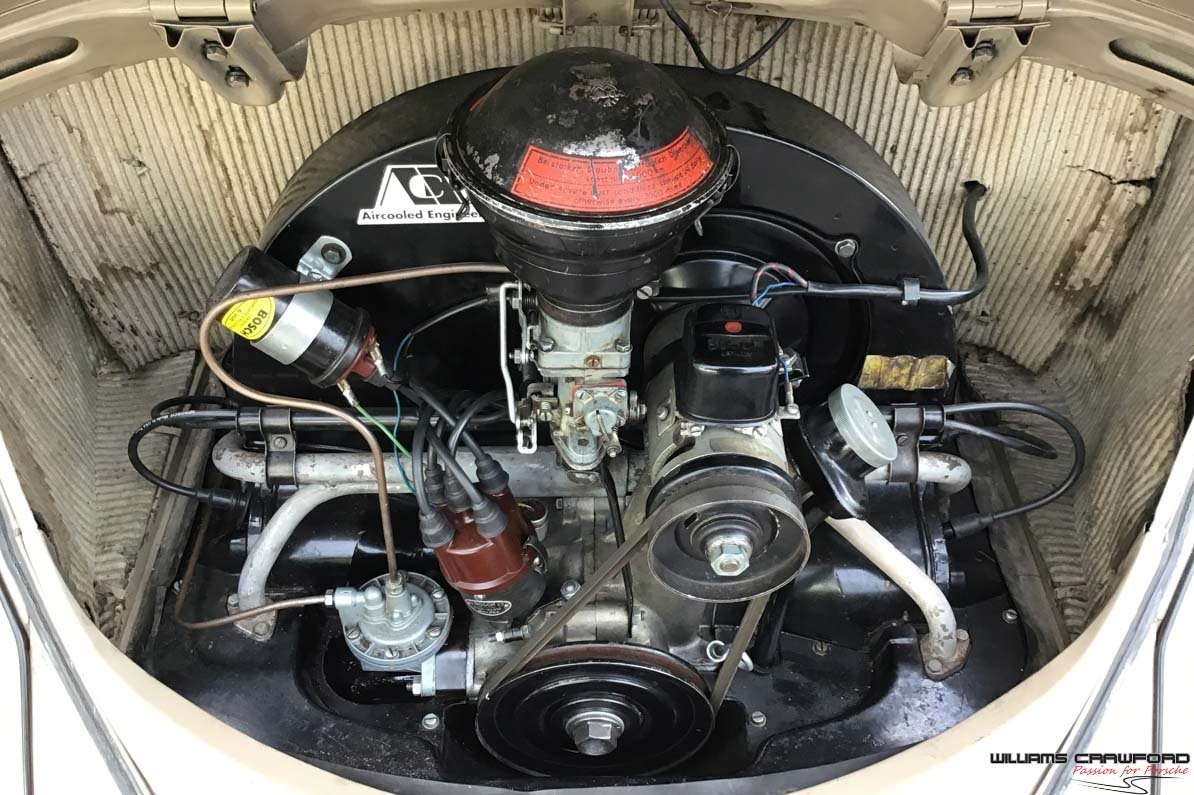 1956 VW Beetle 1200 LHD For Sale (picture 6 of 6)