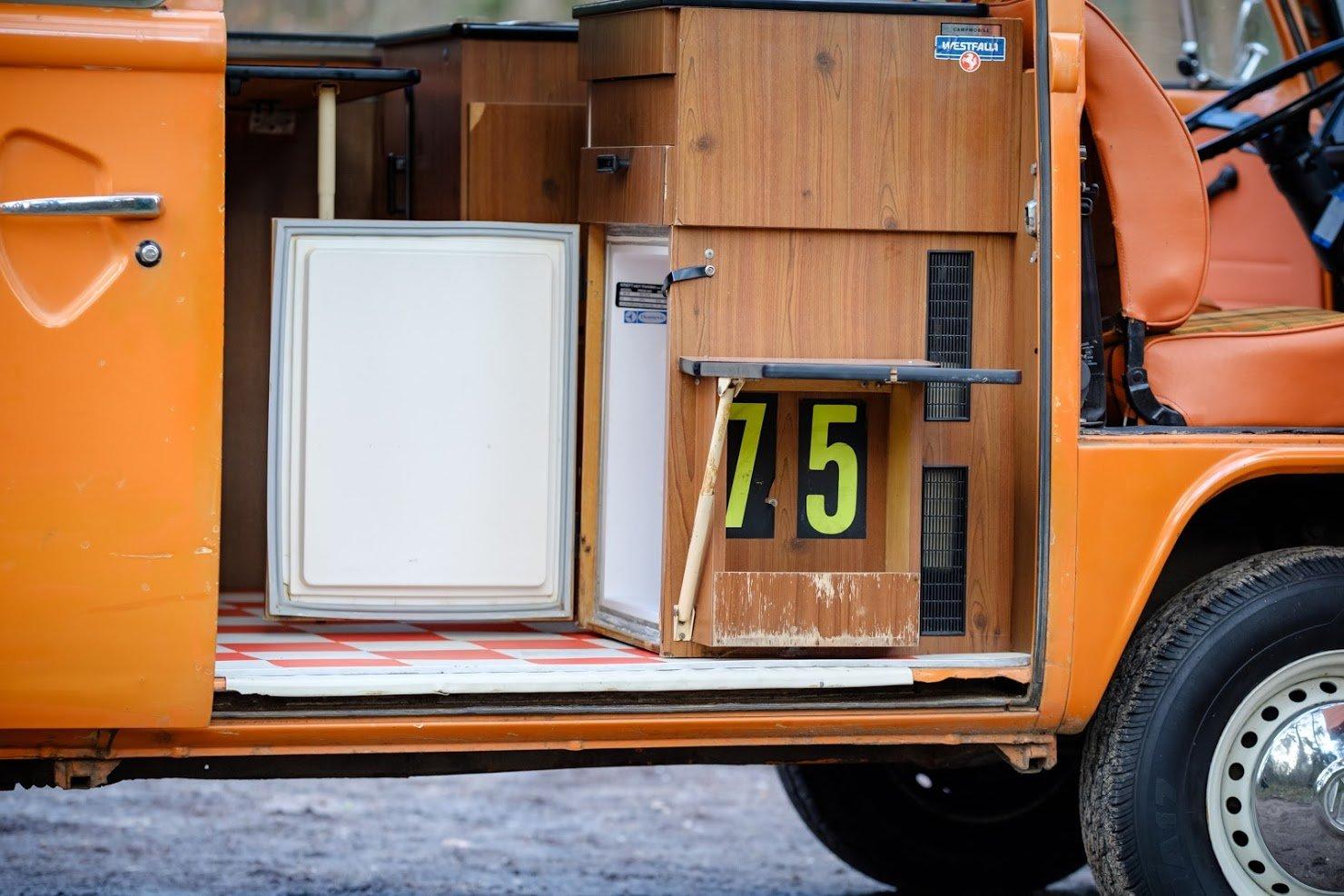 1975 Volkswagen T2B Westfalia, VW Westfalia, T2B Camper SOLD (picture 2 of 6)