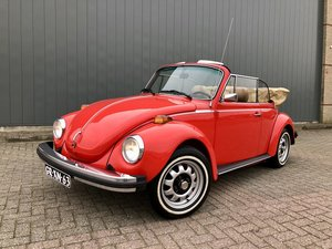 1978 Volkswagen Beetle  1303 Convertible € 29.900 For Sale