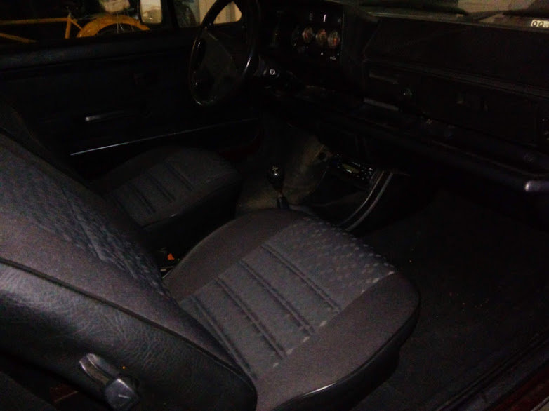 1979 VW GOLF 1.5 CABRIOLET For Sale (picture 3 of 6)