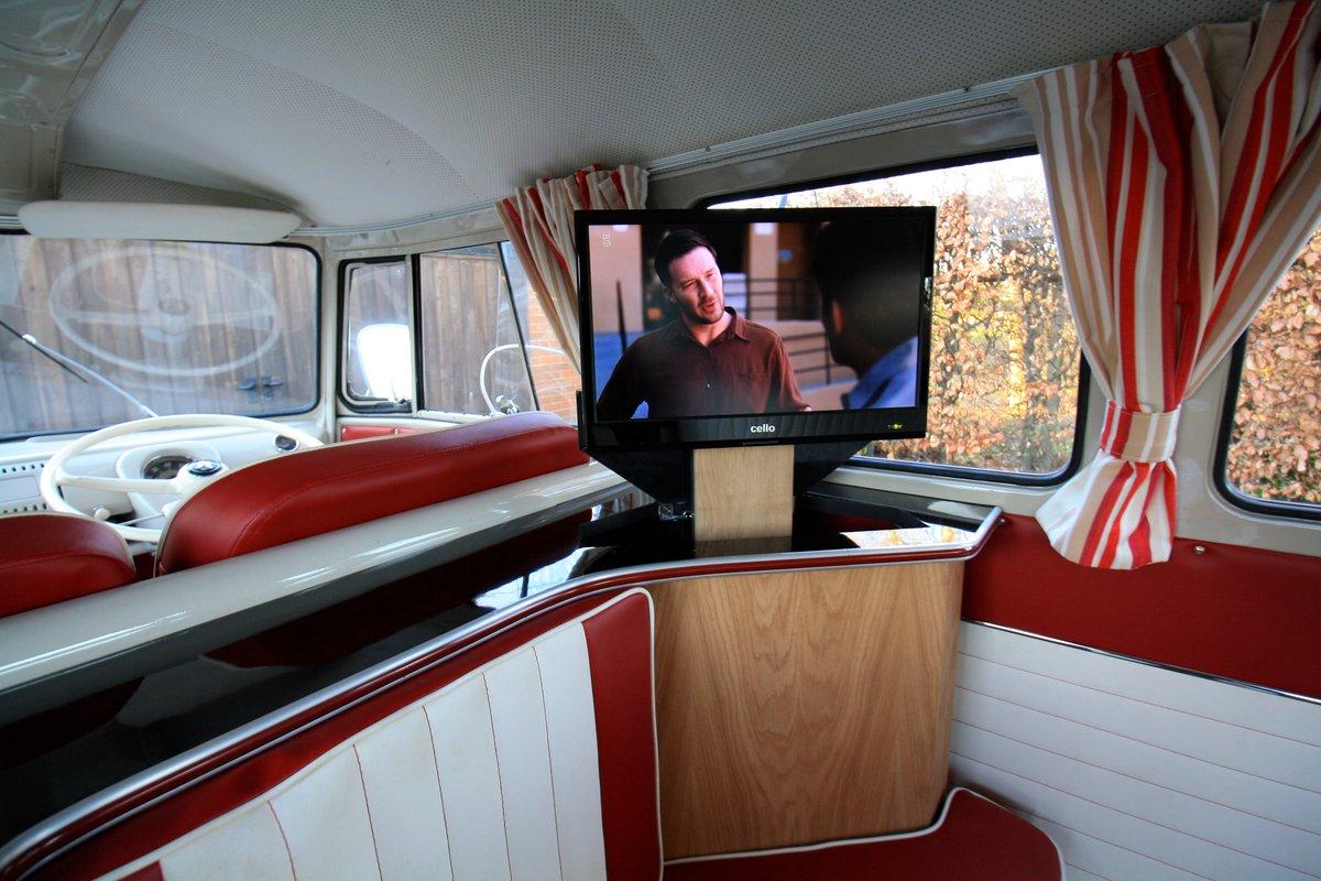 1966 VW Split Screen Camper Van – German Built & Factory RHD For Sale (picture 6 of 6)
