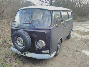 1972 Type 2 VW Campervan  For Sale
