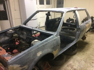 1985 Vw Polo Breadvan - Resprayed to your colour