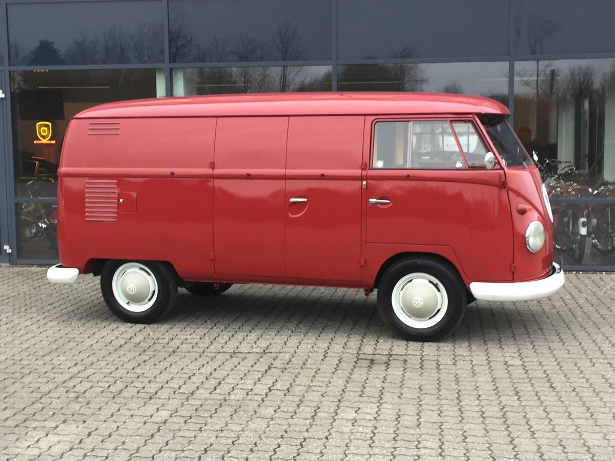 1962 Volkswagen T1 1.3 Van  For Sale (picture 2 of 6)