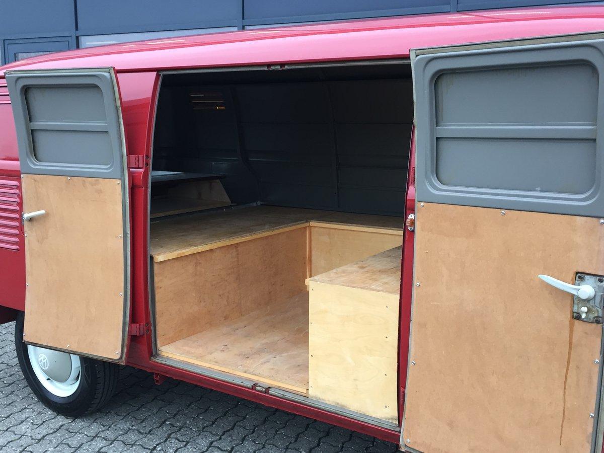 1962 Volkswagen T1 1.3 Van  For Sale (picture 5 of 6)