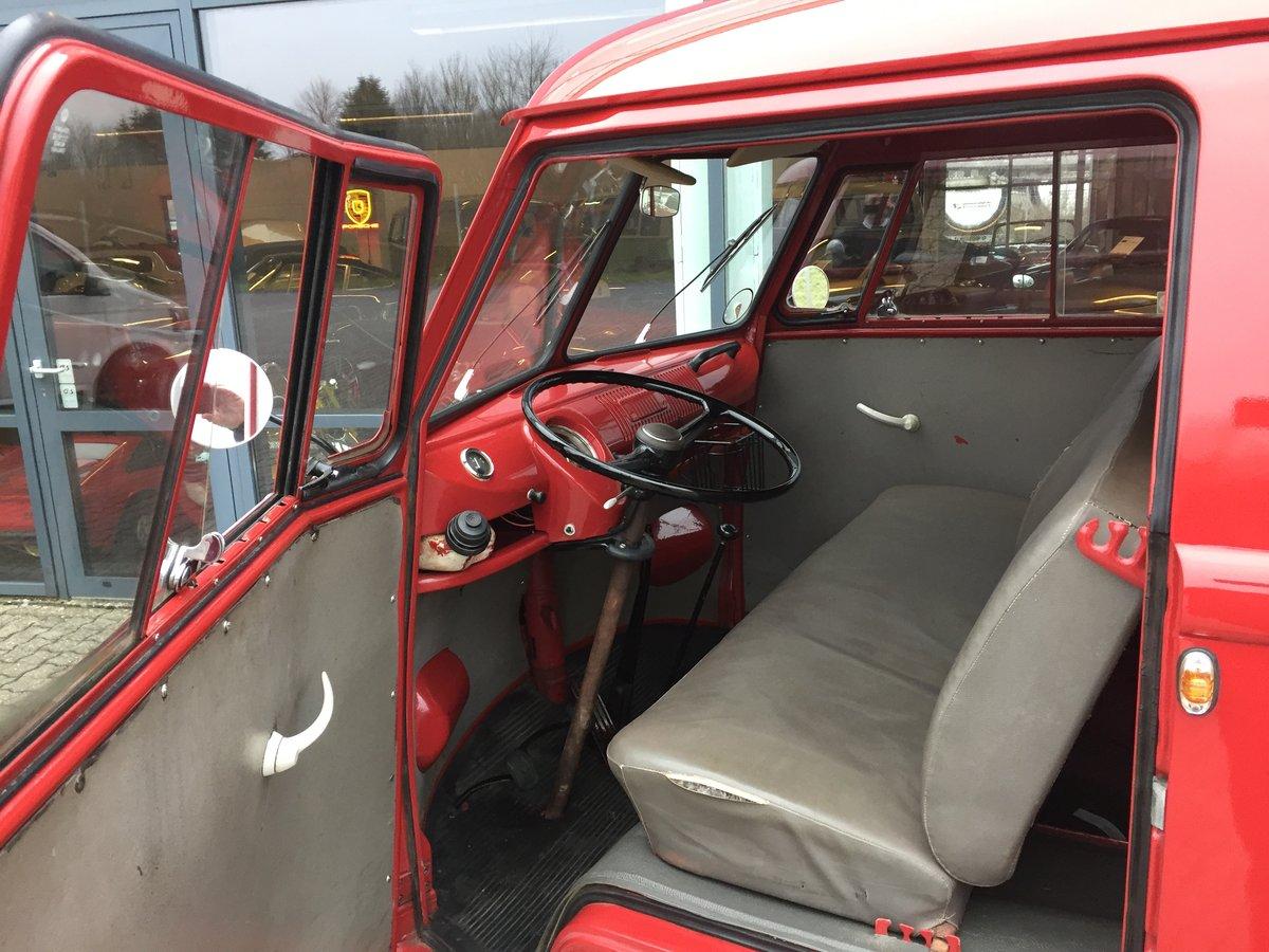 1962 Volkswagen T1 1.3 Van  For Sale (picture 6 of 6)