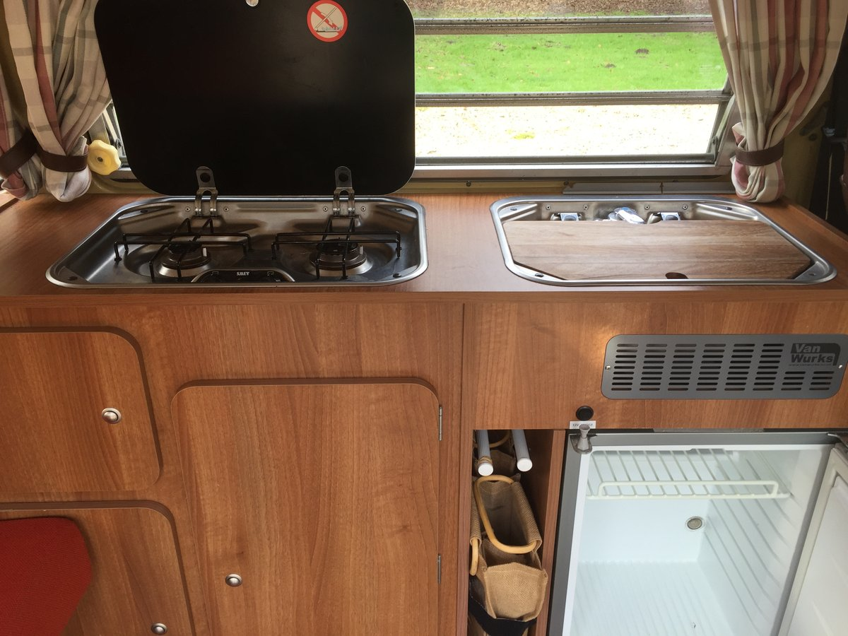 TYPE 2 1978 VOLKSWAGEN LATE BAY WESTFALIA CAMPER For Sale (picture 3 of 6)