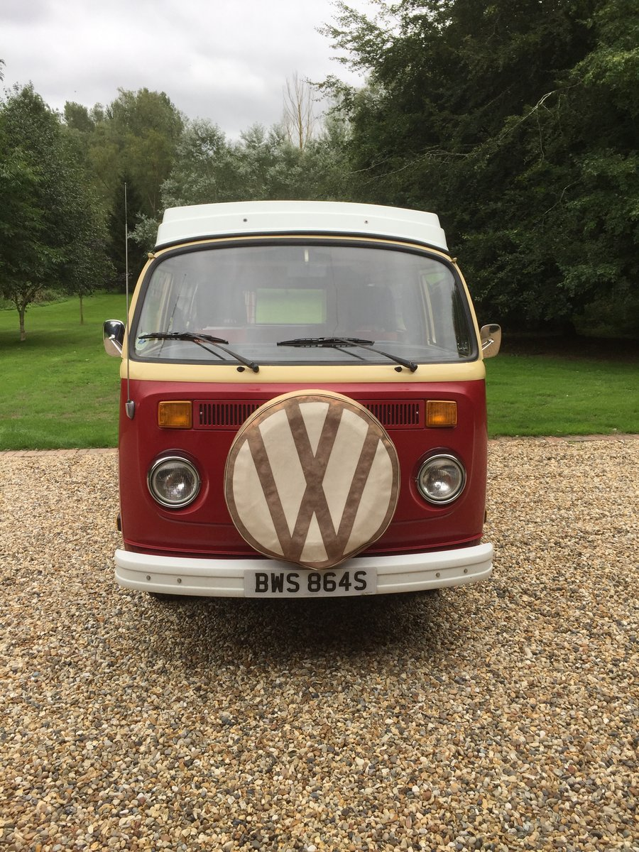 TYPE 2 1978 VOLKSWAGEN LATE BAY WESTFALIA CAMPER For Sale (picture 6 of 6)