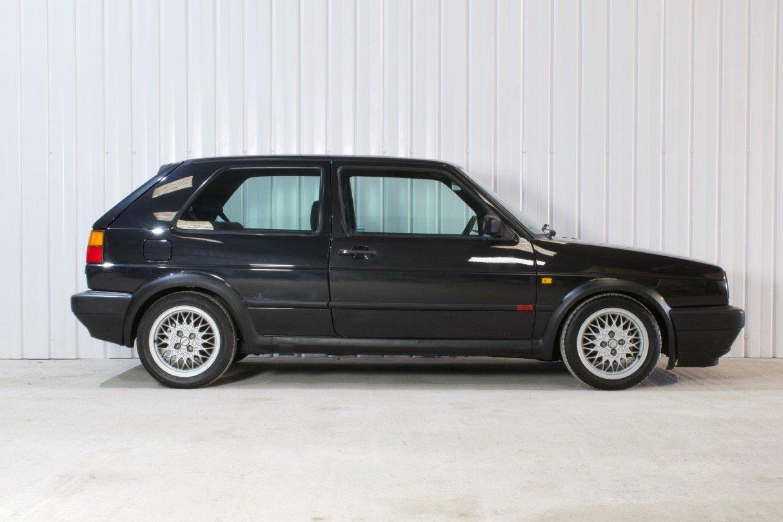 VW VOLKSWAGEN GOLF MK2 GTI 1.8 8V 3DR BLACK 1991  SOLD (picture 5 of 6)