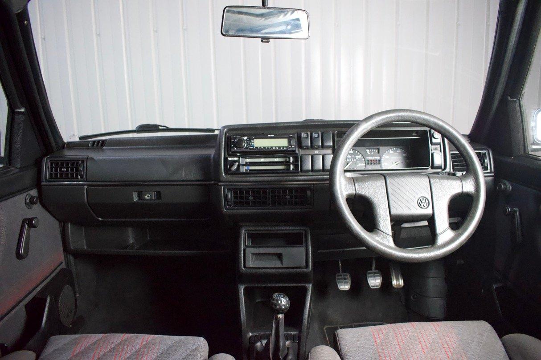 VW VOLKSWAGEN GOLF MK2 GTI 1.8 8V 3DR BLACK 1991  SOLD (picture 6 of 6)