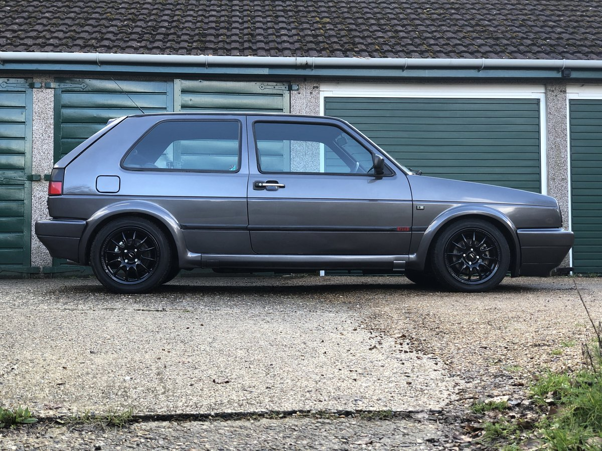 1990 Mk2 Golf GTi 6v 3-door For Sale (picture 4 of 6)