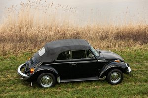 1978 Volkswagen Beetle Convertible SOLD