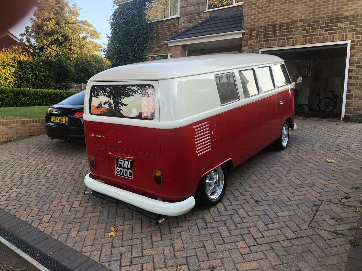 1965 Splitscreen Camper RHD For Sale (picture 3 of 6)