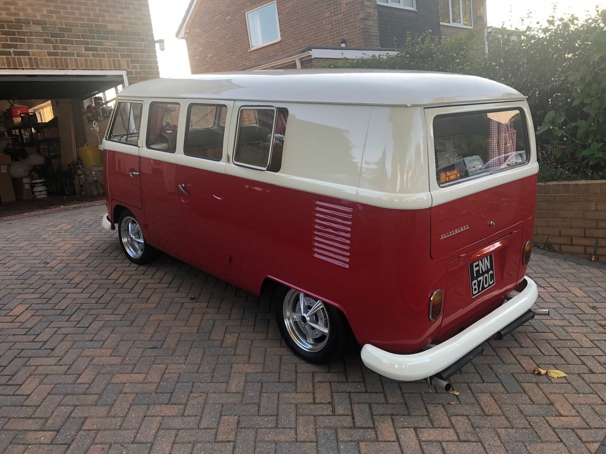 1965 Splitscreen Camper RHD For Sale (picture 4 of 6)
