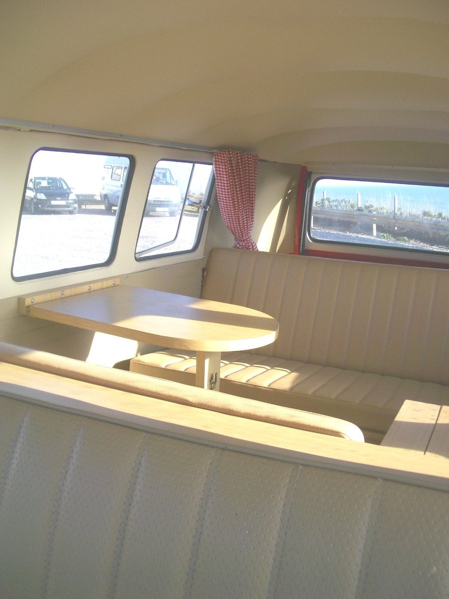 1965 Splitscreen Camper RHD For Sale (picture 5 of 6)