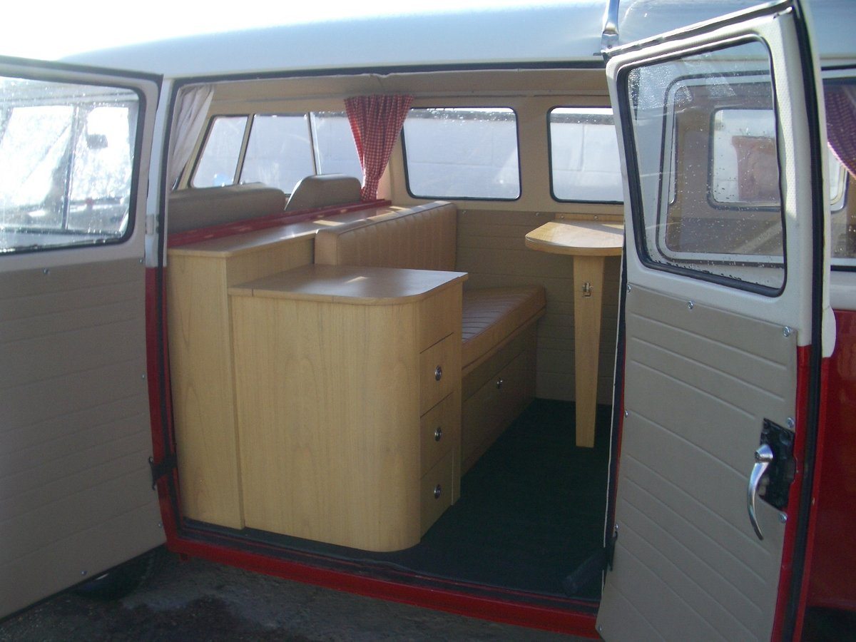 1965 Splitscreen Camper RHD For Sale (picture 6 of 6)