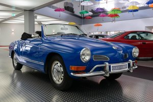1971 Volkswagen Karmann Ghia Cabrio *9 march* RETRO CLASSI   SOLD by Auction