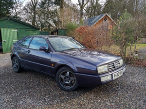 1994 Volkswagen Corrado VR6 For Sale by Auction 23rd Feb SOLD by Auction