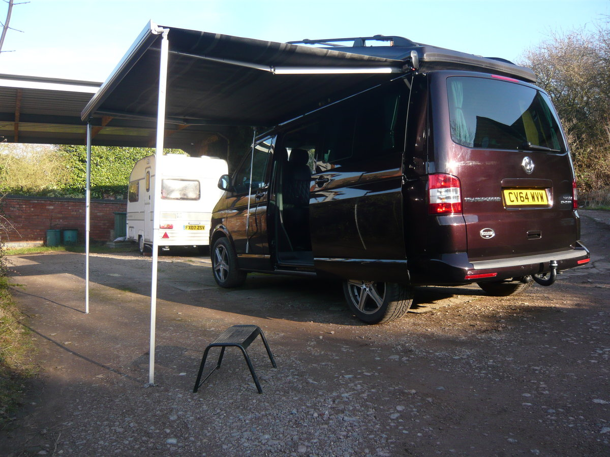 2014 V.W. T 5.1  Highline Campervan. LOW MILEAGE  For Sale (picture 5 of 6)