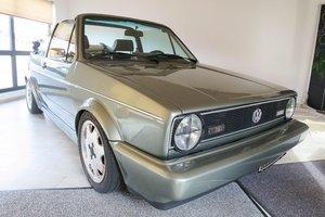 1990 Volkswagen Golf I Cabrio *9 march* RETRO CLASSICS SOLD by Auction