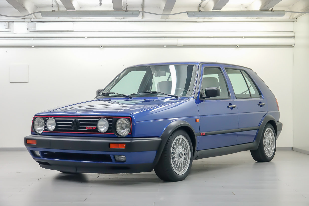 1991 Golf Mk2 G60 Special condition For Sale (picture 1 of 6)