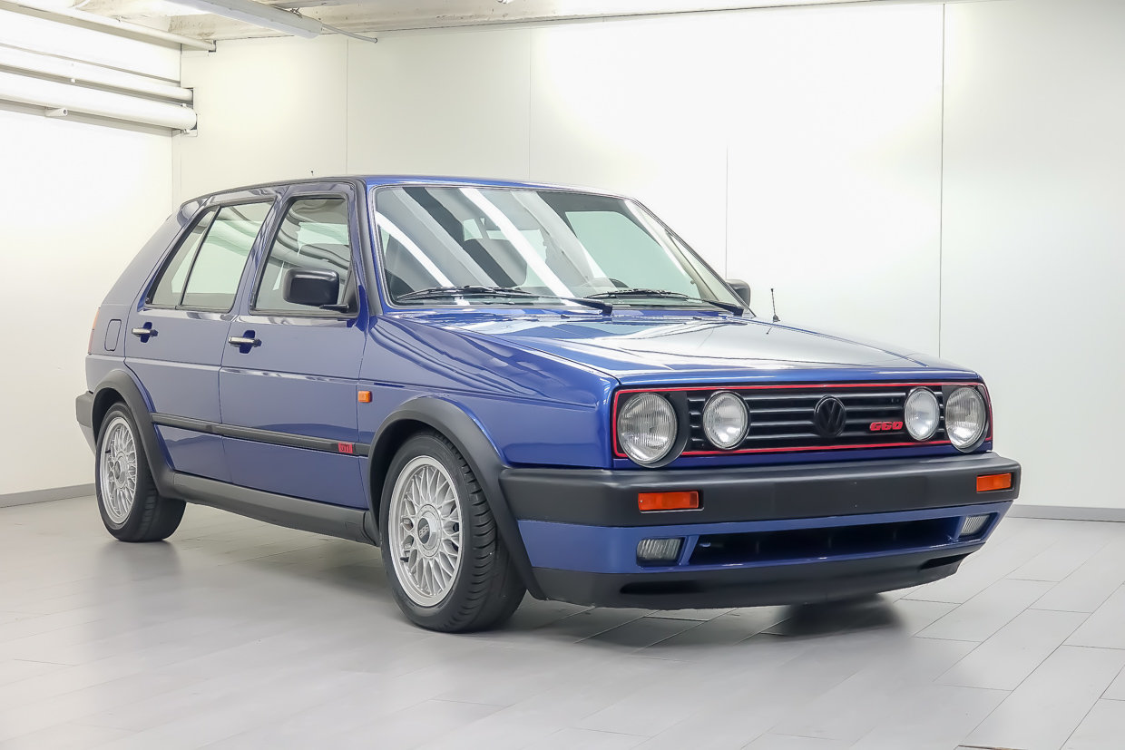 1991 Golf Mk2 G60 Special condition For Sale (picture 2 of 6)