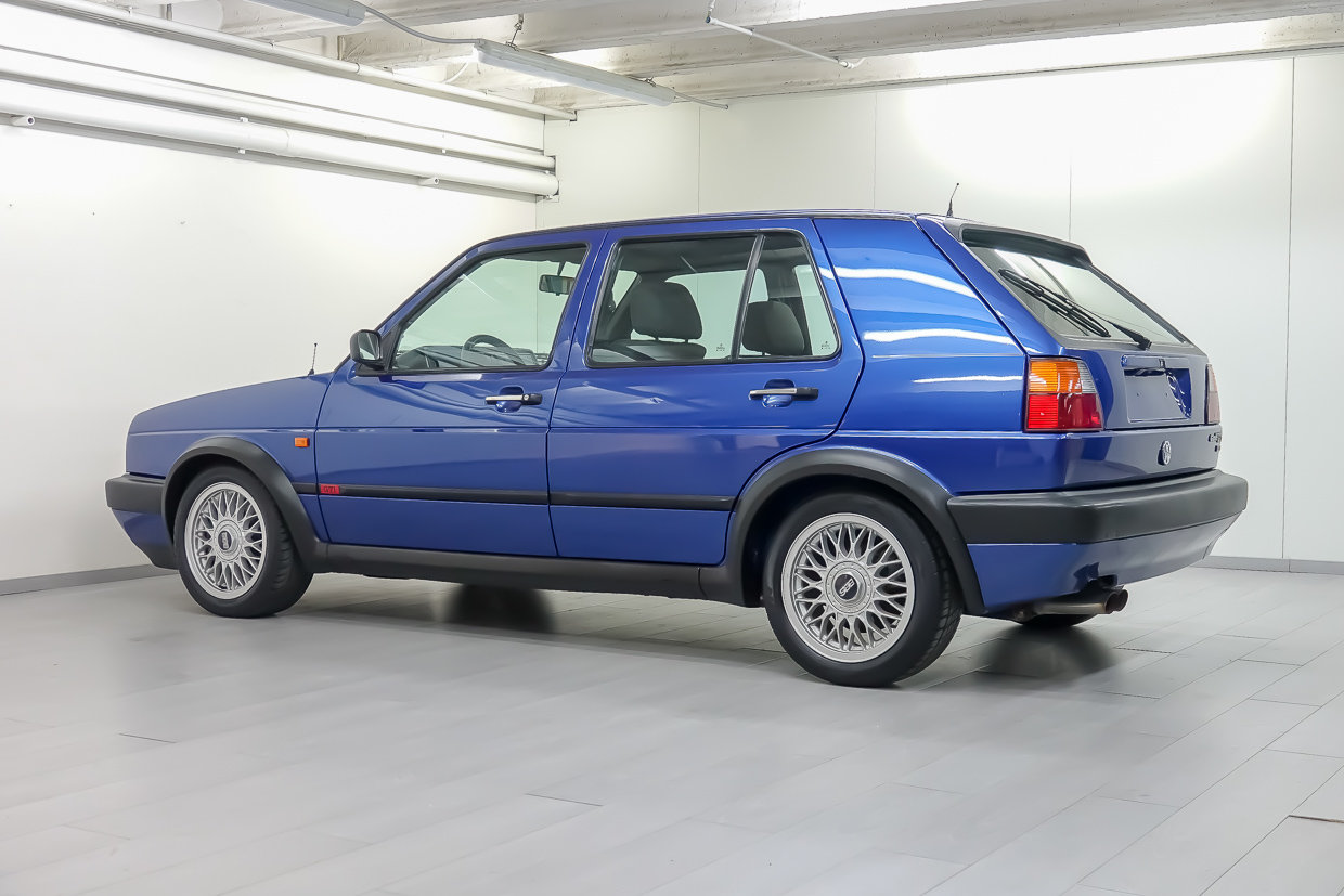 1991 Golf Mk2 G60 Special condition For Sale (picture 6 of 6)