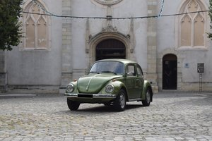 1973 - Volkswagen BEETLE 1303 SOLD by Auction