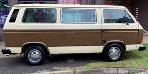 1983 vw microbus - rust free from sunny sa For Sale