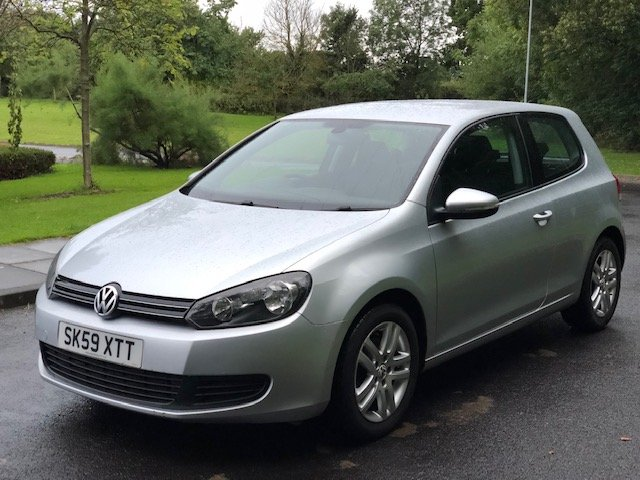 2010 GOLF 1.4 TSI SE For Sale (picture 2 of 6)