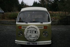 VW 1973 (Tax Exempt) Camper Immaculately Restored For Sale