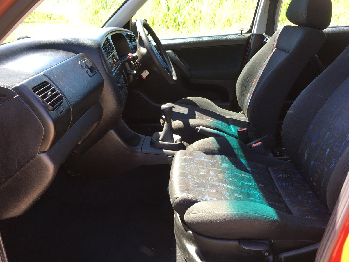 1998 Vw GOLF GTI .ac very clean with lots of service For Sale (picture 4 of 6)