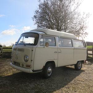 VW T2 campervan 1968  4 former keepers For Sale