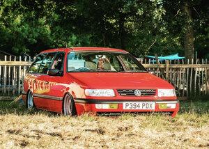 1996 Vw passat b4 estate genuine 46k modified low For Sale