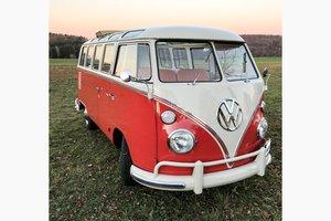 1965 Volkswagen T1 Samba For Sale